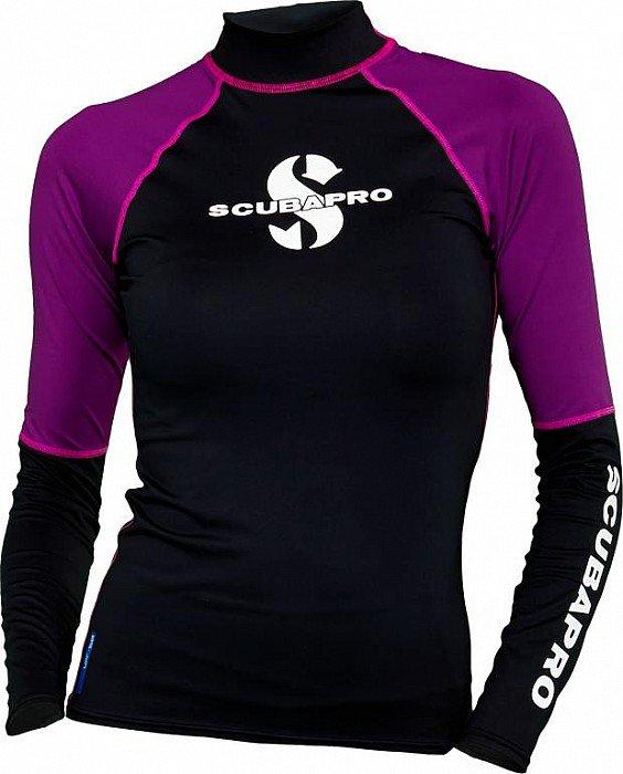 8609d18fc Lycrové triko Scubapro RASH GUARD JEWEL UPF50, dlouhý rukáv - dámské ...