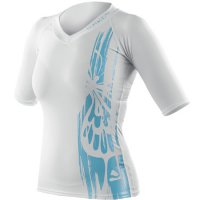 Rash Guard White Mermaid DO VYPRODÁNÍ ZÁSOB